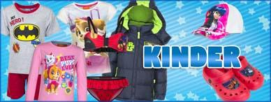 Kleidung für Kinder Großhandel Disney