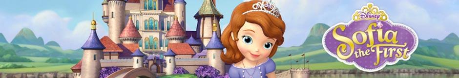 Sofia die Erste – Auf einmal Prinzessin Großhandel mit Accessoires und Kleidung für Kinder