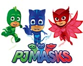 Pyjamahelden - PJ Masks